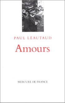Amours - PaulLéautaud