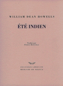 Eté indien - William Dean Howells