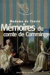 Mémoires du comte de Comminge - Claudine-Alexandrine GuérinTencin