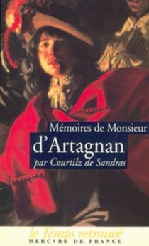Mémoires de monsieur d'Artagnan - Gatien deCourtilz de Sandras