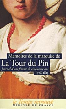 Mémoires - Lucy deLa Tour du Pin