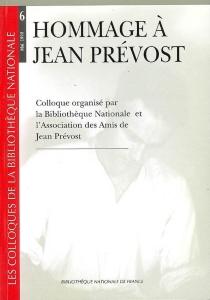 Hommage à Jean Prévost : écrivain et résistant -