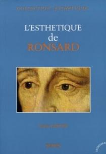 L'esthétique de Ronsard - AndréGendre