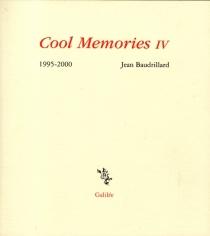 Cool memories - JeanBaudrillard