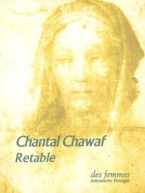 Retable| Suivi de La rêverie - Chantal Chawaf