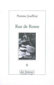 Rue de Rome - PommeJouffroy