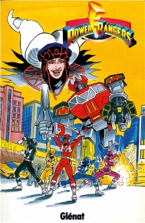 Power Rangers - Jean-Claude Wruble