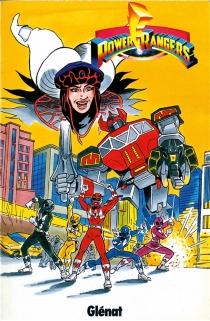 Power Rangers - Jean-ClaudeWruble