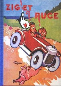 Zig et Puce - AlainSaint-Ogan