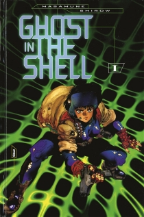 Ghost in the shell - MasamuneShirow