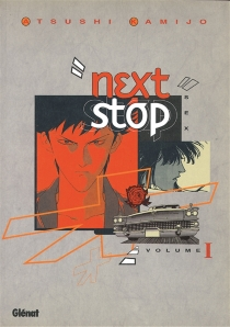 Next stop - AtsushiKamijo