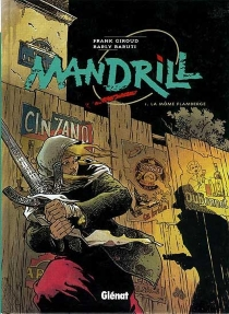 Mandrill - Barly Baruti