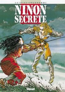Ninon secrète - PatrickCothias