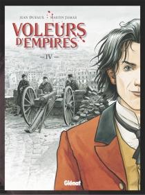 Voleurs d'empires - JeanDufaux
