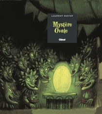 Mystère ovale - Laurent Siefer