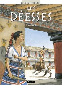 Les déesses - JacquesDenoël
