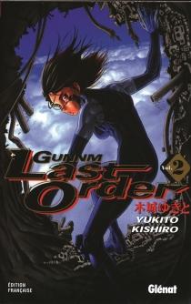 Gunnm, last order - YukitoKishiro