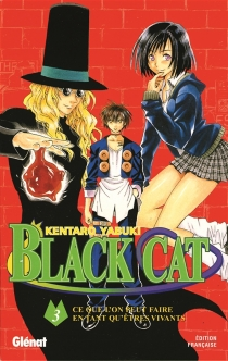 Black Cat - Kentarô Yabuki