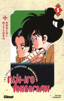 Niji-Iro Tohgarashi - MitsuruAdachi