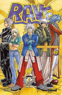 Rave - HiroMashima
