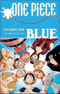 One piece blue : grand data file - EiichiroOda