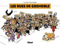 Les rues de Grenoble - GilbertBouchard