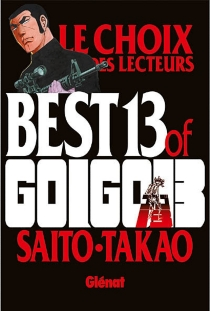 Best 13 of Golgo 13 - Takao Saito
