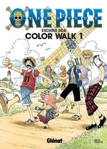 One piece : color walk - EiichiroOda