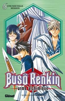 Buso Renkin : arme alchimique| Nobuhiro Watsuki - NobuhiroWatsuki