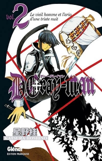D. Gray-Man - KatsuraHoshino