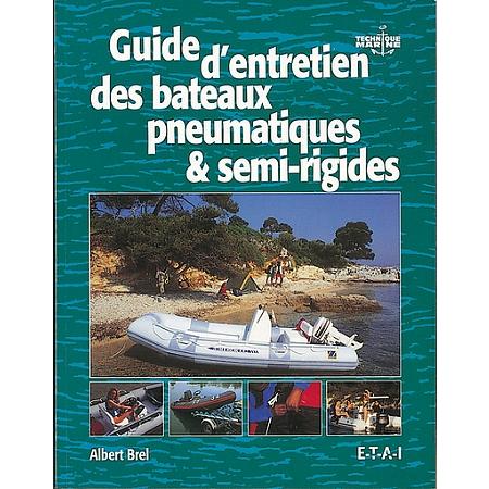 guide d 39 entretien des bateaux pneumatiques semi rigides autres sports espace culturel e. Black Bedroom Furniture Sets. Home Design Ideas