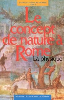 Etudes de littérature ancienne - Séminaire de philosophie romaine