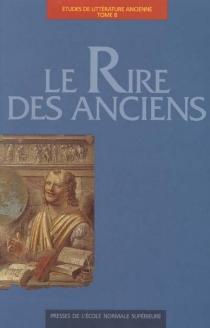 Etudes de littérature ancienne -