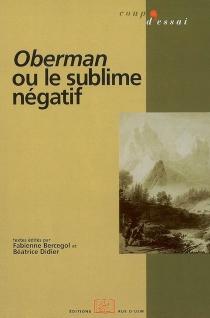Oberman ou Le sublime négatif -