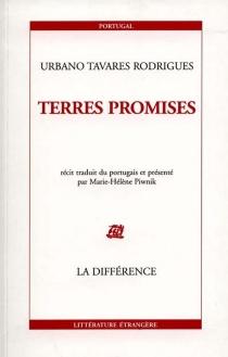 Terres promises - Urbano TavaresRodrigues