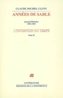 L'invention du temps - Claude-Michel Cluny