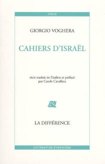 Cahiers d'Israël - GiorgioVoghera