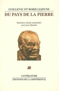 Du pays de la pierre - EugèneGuillevic