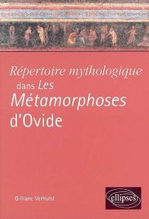Répertoire mythologique dans Les métamorphoses d'Ovide - GillianeVerhulst