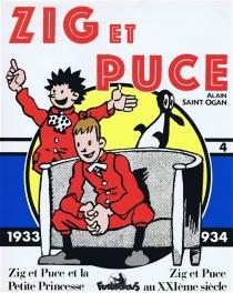 Zig et Puce | Volume 4, 1933-1934 - AlainSaint-Ogan