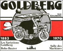 Goldberg : 1883-1970 - Rube Goldberg