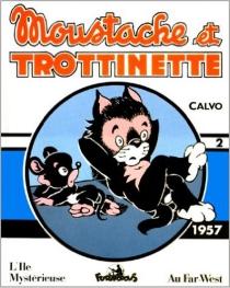 Moustache et Trottinette - Calvo