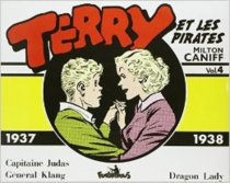 Terry et les pirates - Milton Caniff