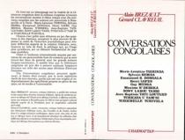 Conversations congolaises - AlainBrézault