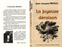 La Joyeuse déraison - Jean-JacquesNkollo
