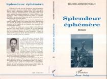 Splendeur éphémère - Daher AhmedFarah