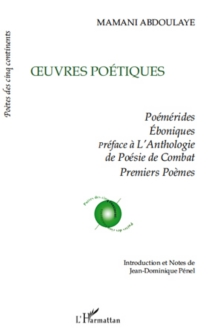 Oeuvres poétiques - Abdoulaye Mamani