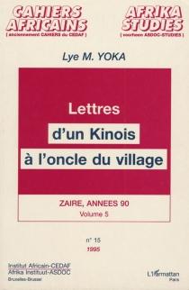 Zaïre, années 90 - Lye M.Yoka