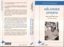 Mélanges offerts à Maître Titinga Frédéric Pacéré -