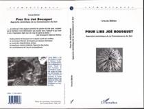 Pour lire Joë Bousquet : approche sémiotique de \$\$La connaissance du soir\$\$ - UrsulaBähler